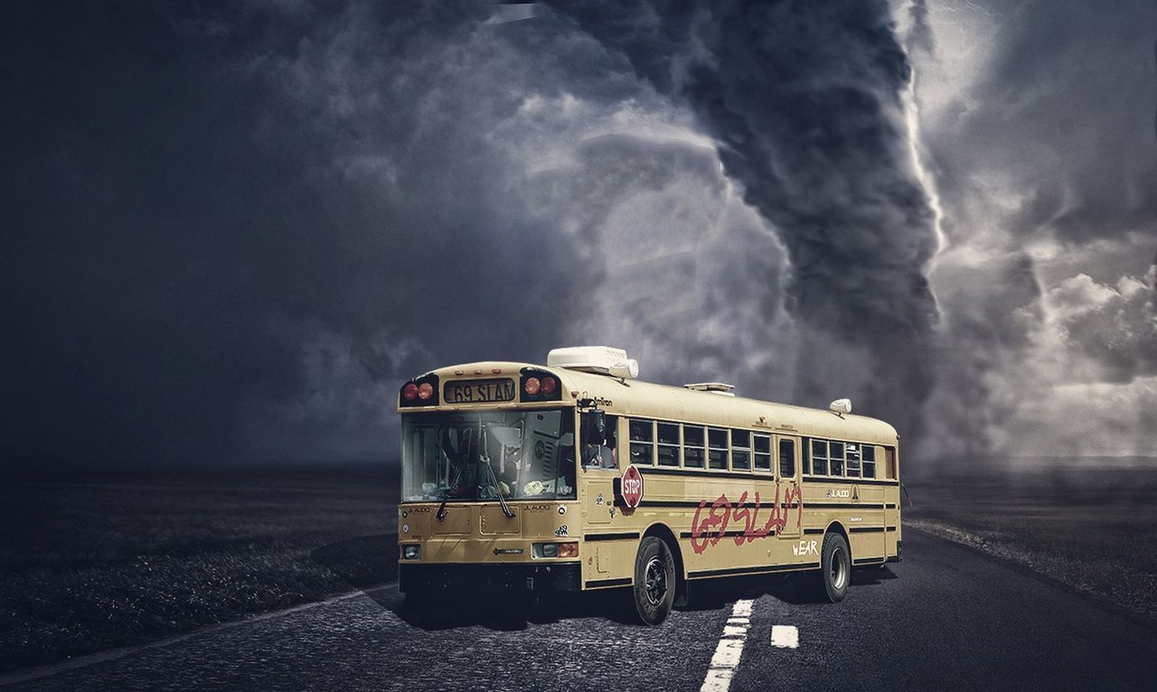 Beautiful stock photos of tornado, night, sky, outdoors, no people