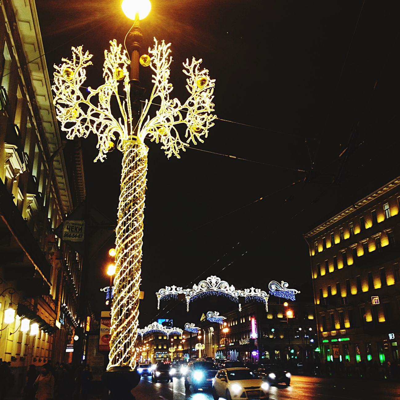 Russia Stpetersburg Spb Winter City Beautiful Nice Good First Eyeem Photo
