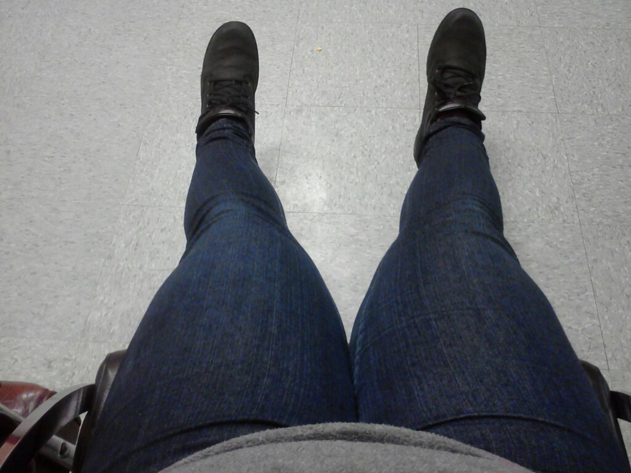 Short & Thick Legs ;) Lol