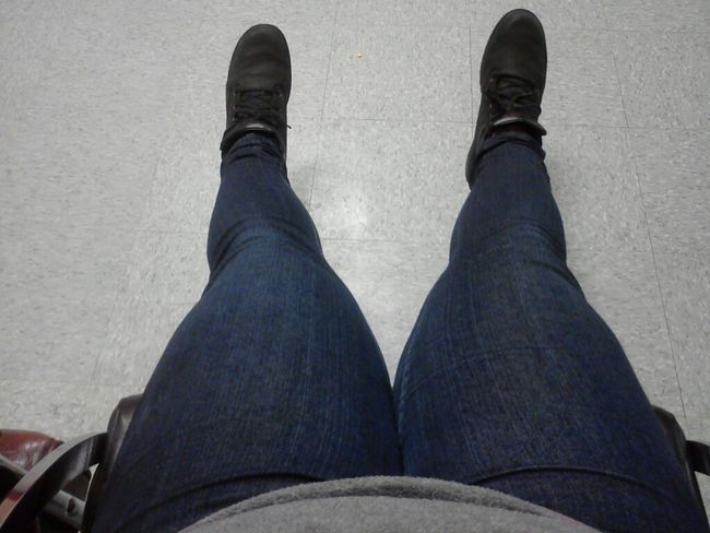 Short & Thick Legs ;) Lol