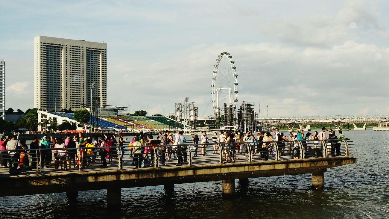 Hanging Around Photography People Of EyeEm EyeEm Best Shots - People + Portrait People Photography Singapore View