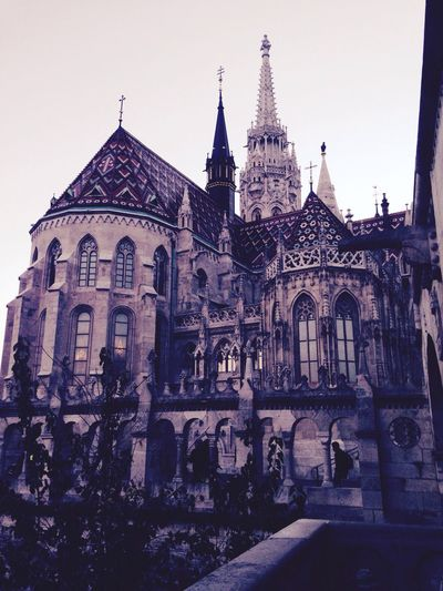 Seeing The Sights Budapest, Hungary Buda Castle