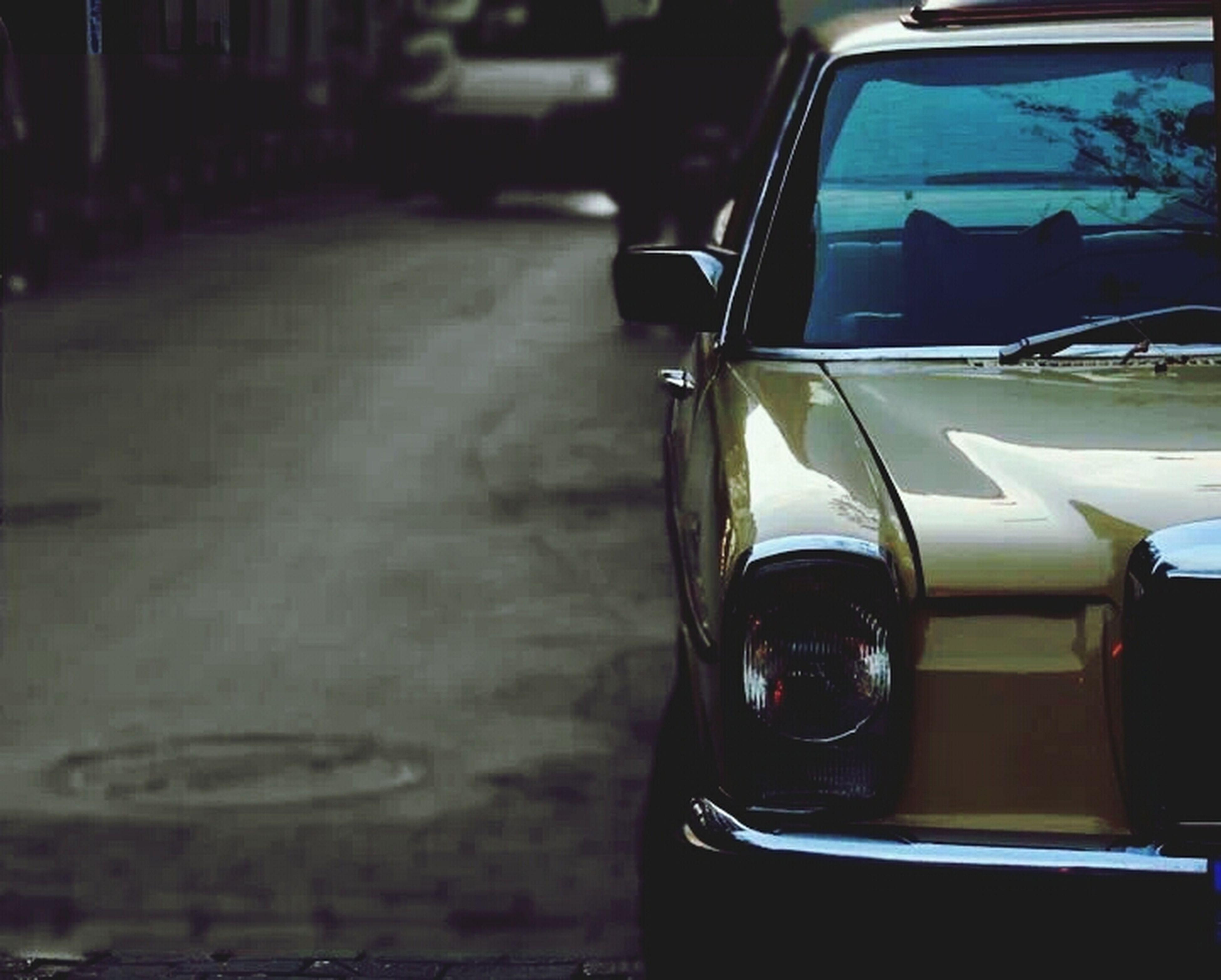 Vintage Car Nostalgia Eskisever