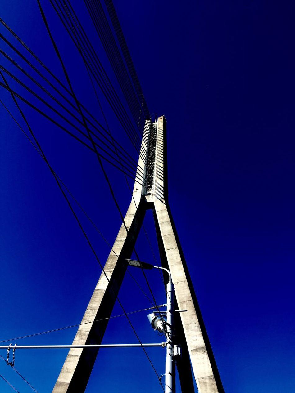 Bridge Riga Sky Minimalism Art Is Everywhere EyeEmNewHere