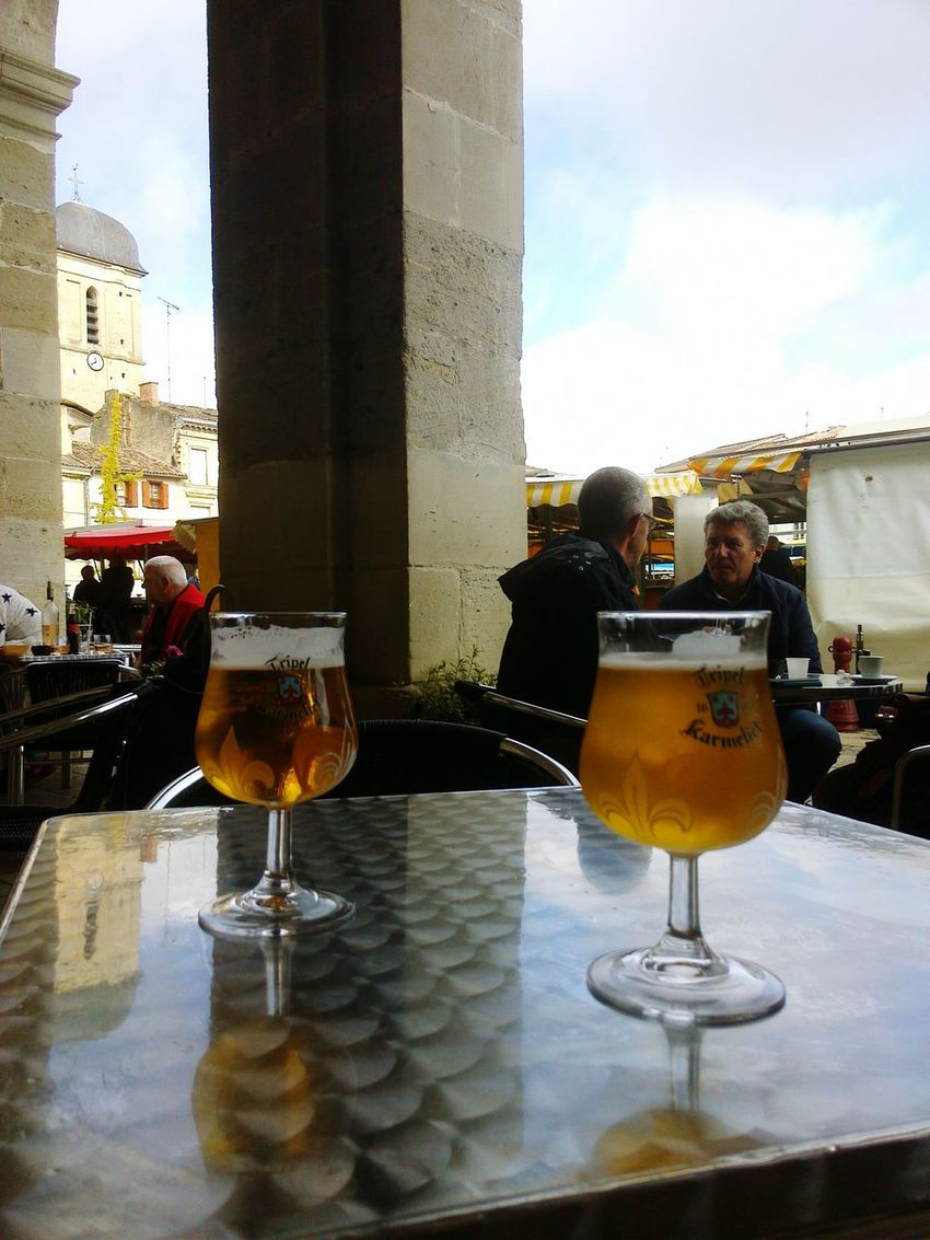 Marmande Let It Beer :D Hanging Out Relaxing