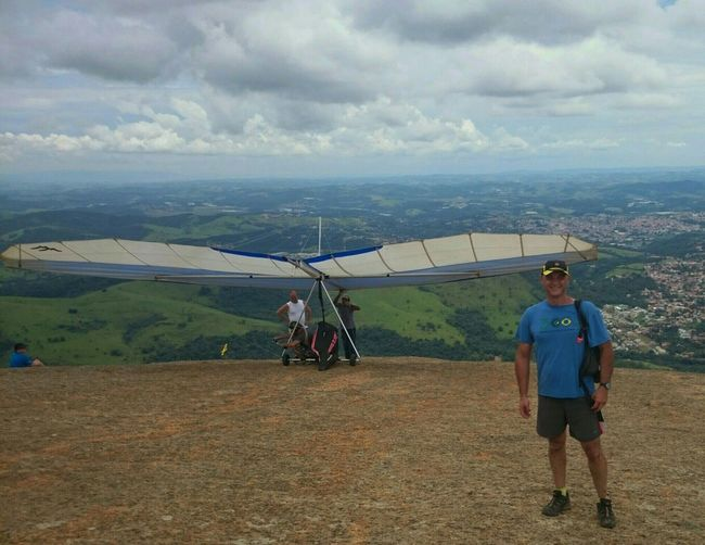 The Places I've Been Today Atibaia Pedra Grande That's Me Wings