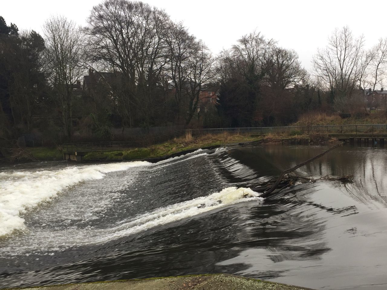 River Severn Water Flowing Water Weir Beauty In Nature