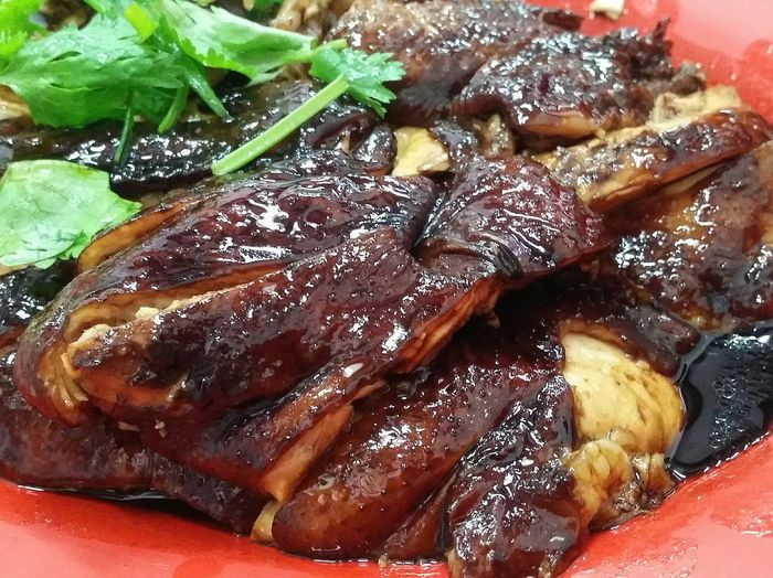 Soy Sauce Chicken Chinese Food Foodphotography Singapore