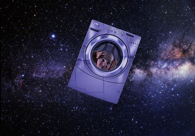 SpaceShip Portrait Traveler Humor