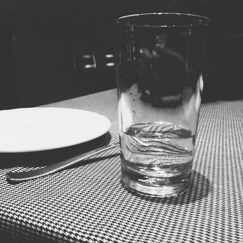 Vscocam Whenyouwaitingforyourfood and you keep Drinking Water or Coke .