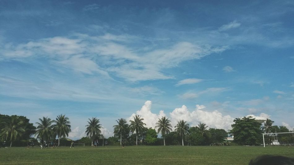 Sorry that it took so long for me to post. Been such a dramatic semester. Now, hello to sem break! Asian  Semester Break Holiday Second Semester Girl Open Day Frisbee Event Field Hot Weather Sunny