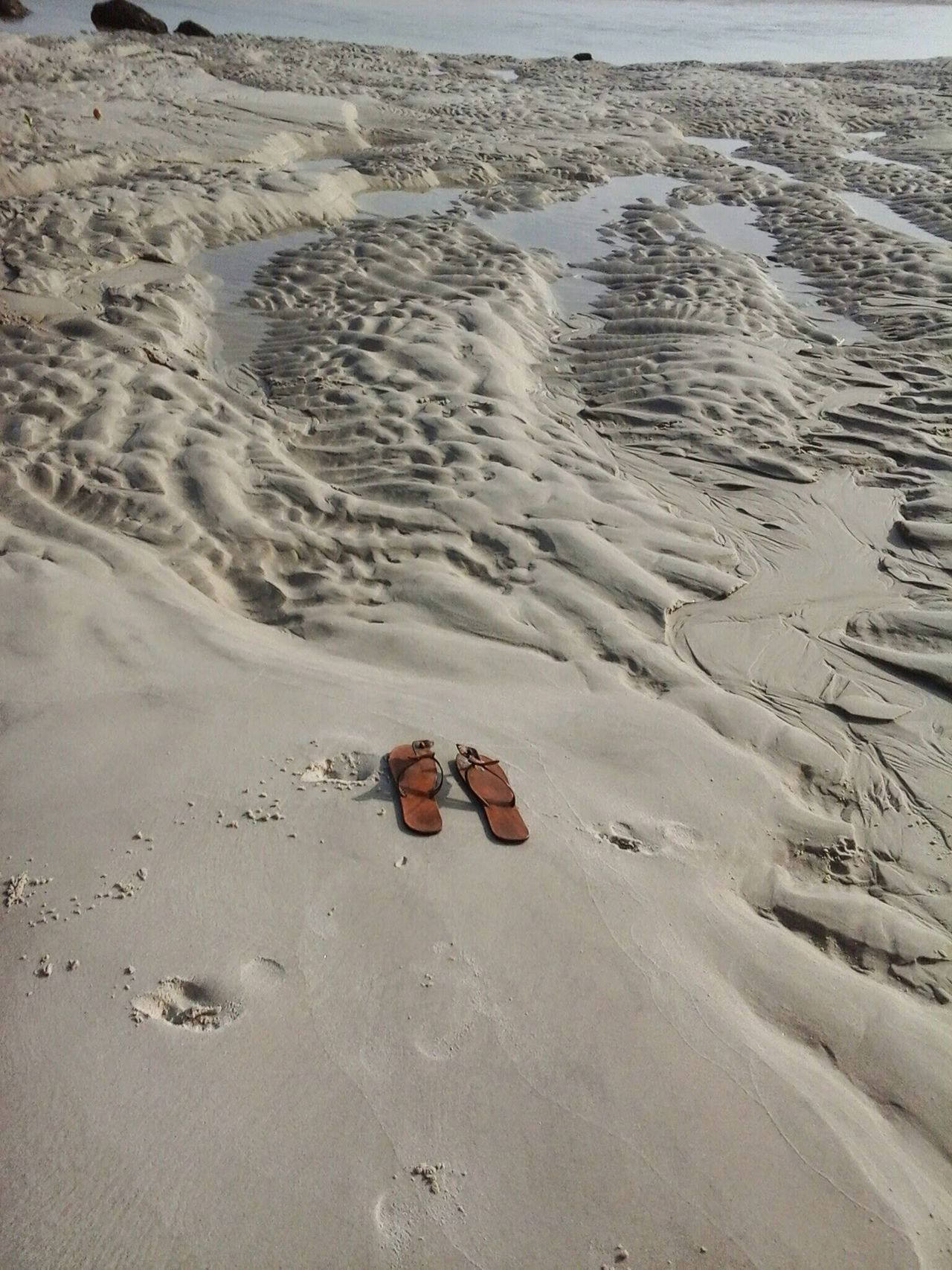 Beautiful stock photos of sand, Abandoned, Beach, Day, Footwear