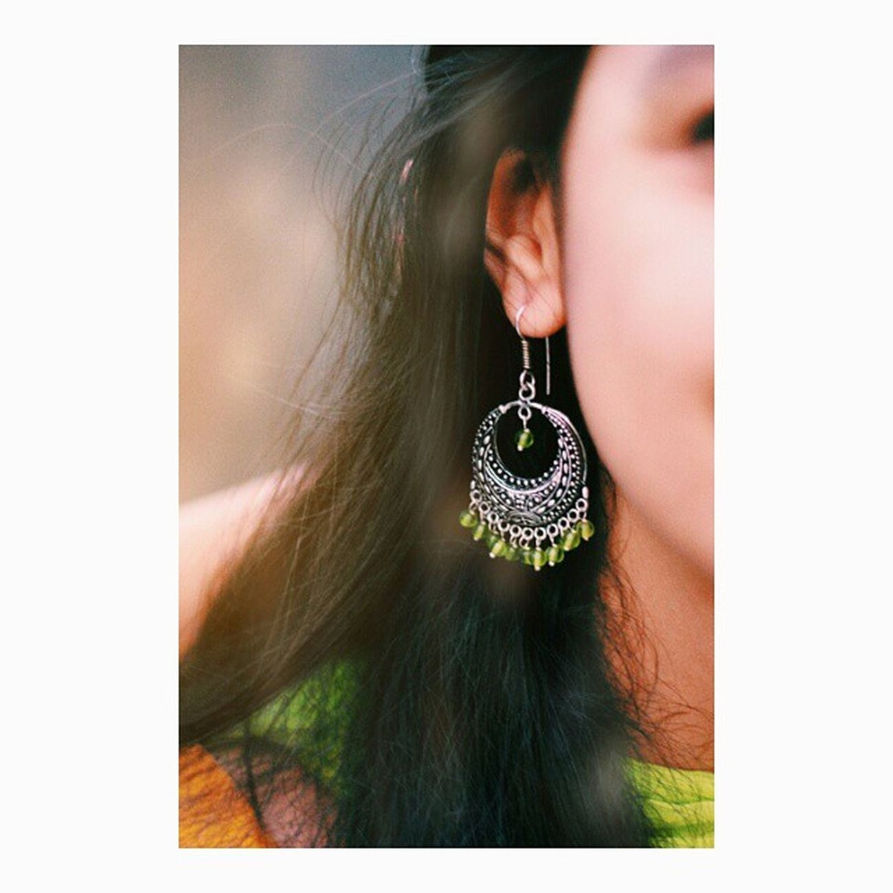 pretty earring, pretty person VSCO Vscocam Afterlight Afterlightapp earring pretty