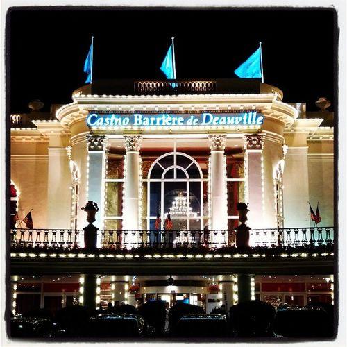 Le Casino de Deauville Deauville Casino Casinobarriere Groupebarriere calvados blackberry blackberrypassport