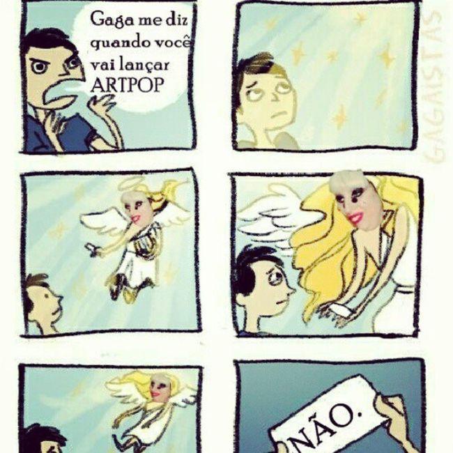 Trooollll kkkkkkkk Gaga Risoseternos