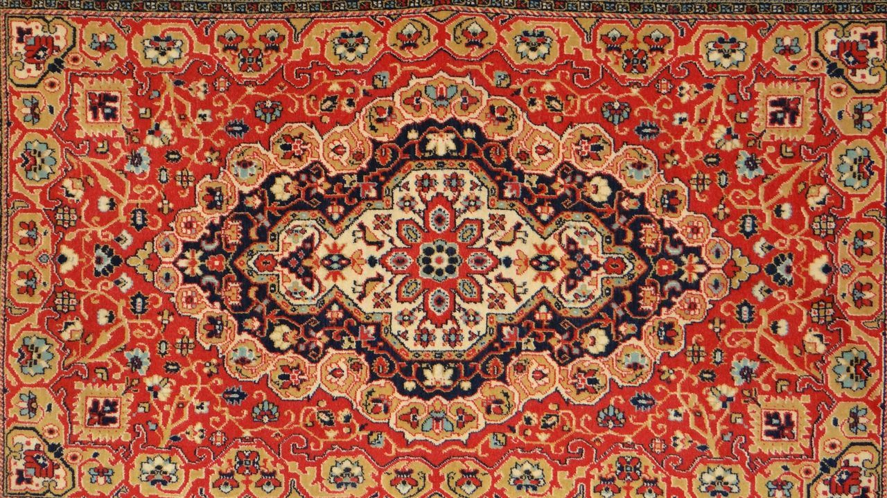 Complexity Close-up Full Frame No People Gold Colored Backgrounds Concentric Architecture Day Outdoors Ussrstyle USSR Carpet Carpet Design Carpet EyeEm Russia Freshness