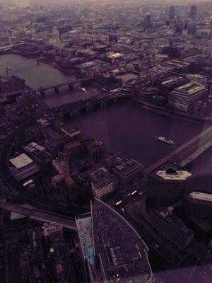 The View from the Shard - Wheway production in City of London by Tishna Molla