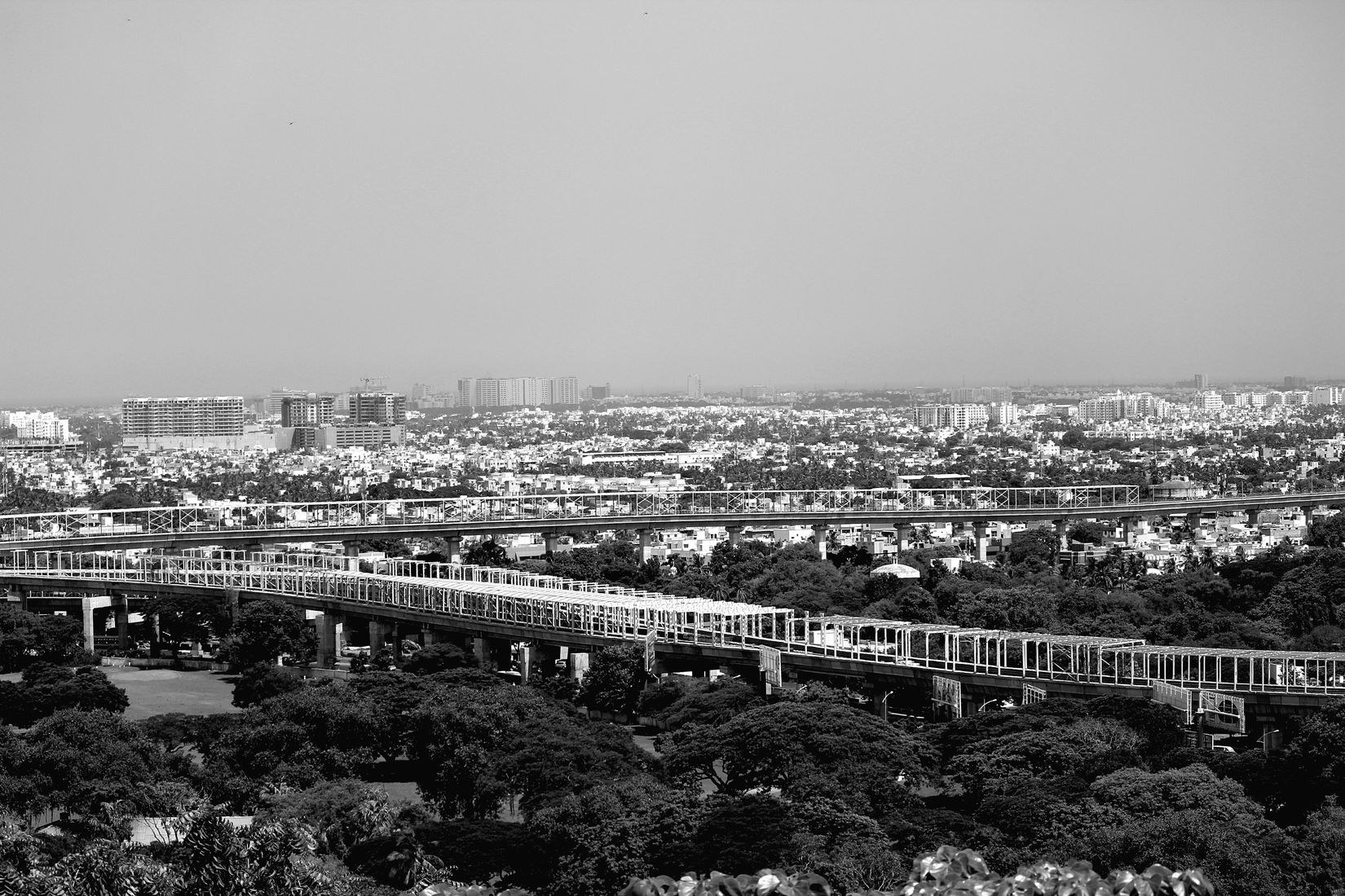 view of a part of the chennai city Cityscape Capital Cities  Chennai