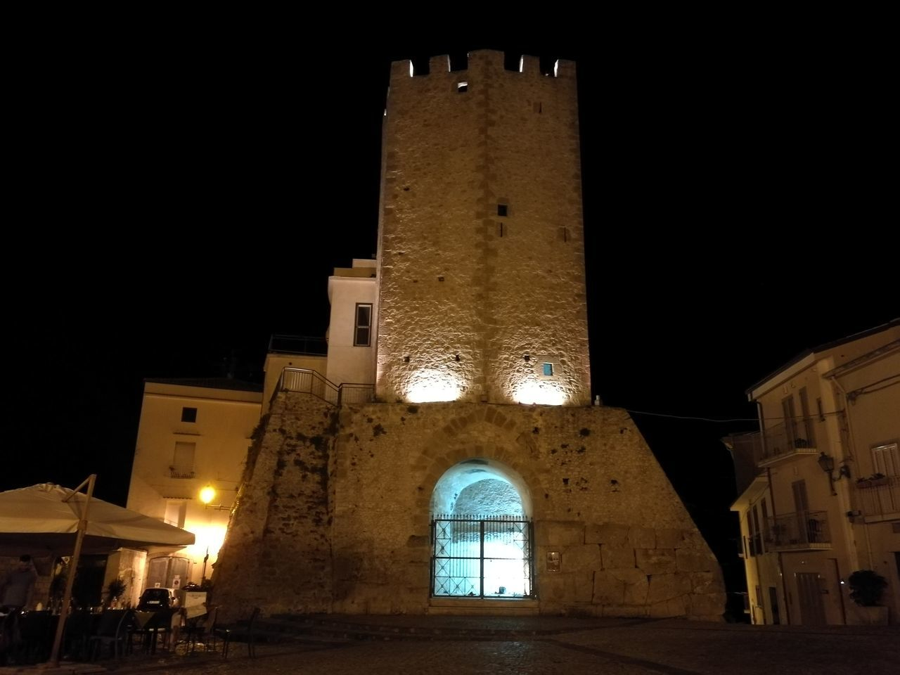 Torre Castellone Formia Architecture Night Illuminated Architecture Nofilter No Filter, No Edit, Just Photography Outdoors No People Cats Of EyeEm Cat Photography History Tranquility Waiting For Summer Italy🇮🇹 Beautiful Day