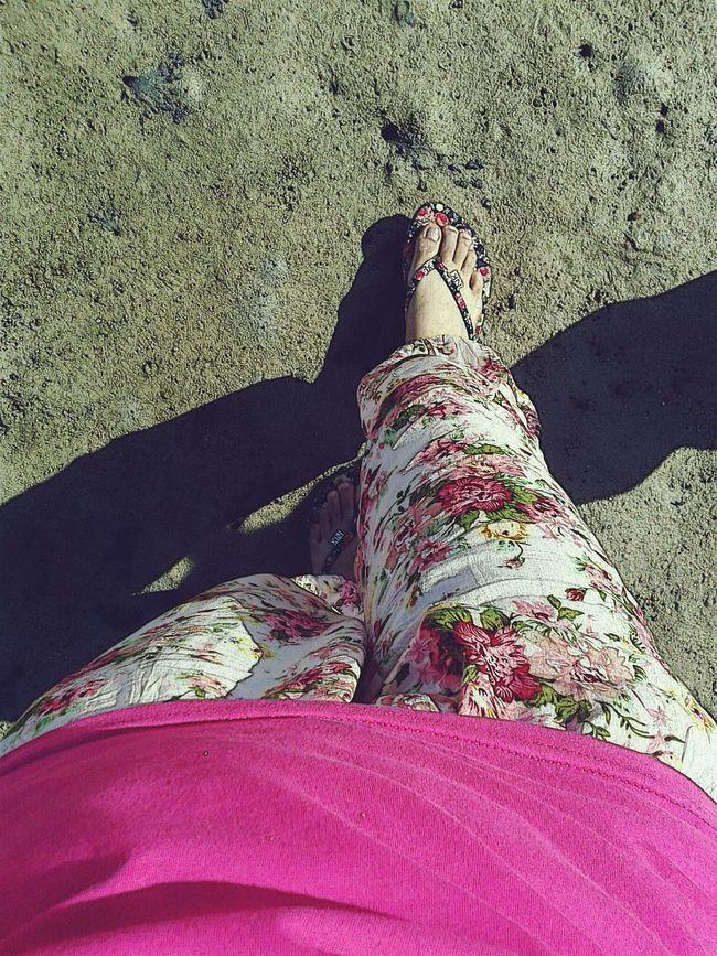 Hi! Throwback ✌ On The Beach Sunday!
