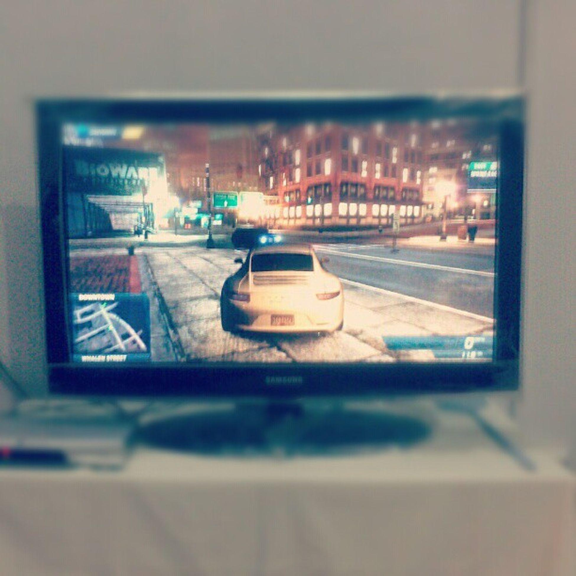 Needforspeedmostwanted Needforspeed NFS Game gammer 2012 race porsche instapakistan samsung Lcdtv fun Car gameplay