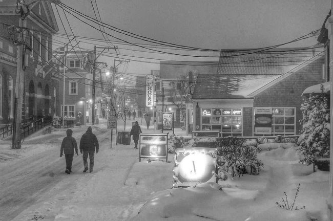 Blackandwhite Bw_collection Monochrome Winter Streetphotography Massachusetts