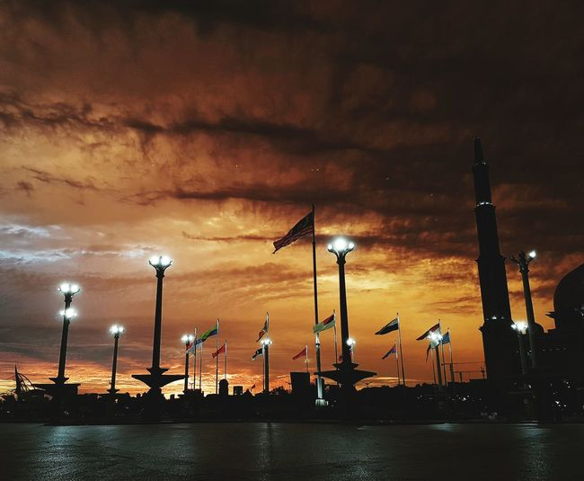 Business Finance And Industry Night Industry Water Factory No People Power Station Sunset Illuminated Sky Outdoors City