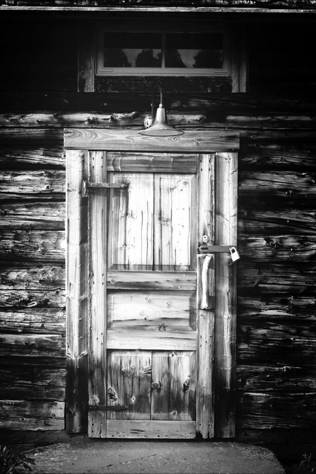 The old door Blackandwhite Black And White Bw_collection MADE IN SWEDEN