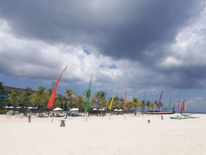 Beach Sand Cloud - Sky Sea EyeEm Bali, Indonesia 蓝梦岛 巴厘岛