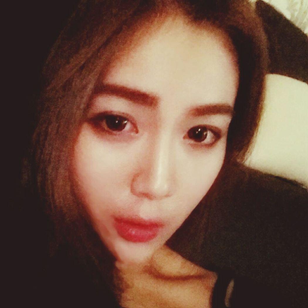 Happy newyear2 Self Portrait Asian  Asian Girl Korean Selfie Sexy Girl Sexygirl Leeyeseul