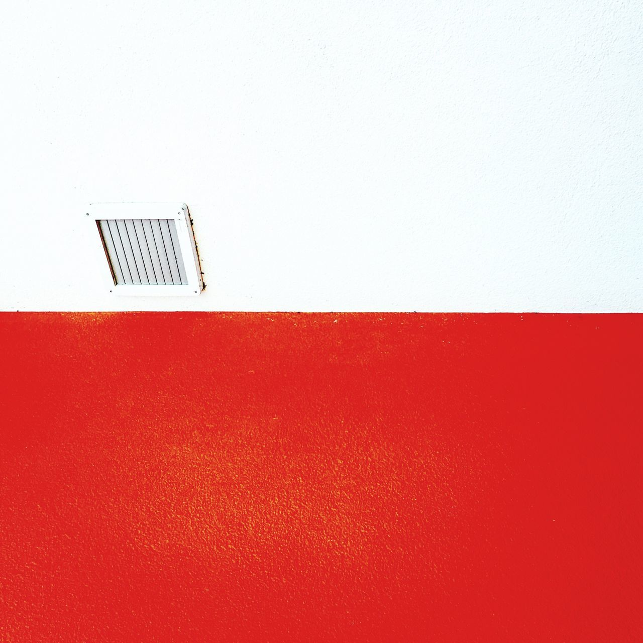 copy space, red, architecture, no people, indoors, day