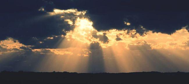 Wisconsin Sunset #sun #clouds #skylovers #sky #nature #beautifulinnature #naturalbeauty #photography #landscape
