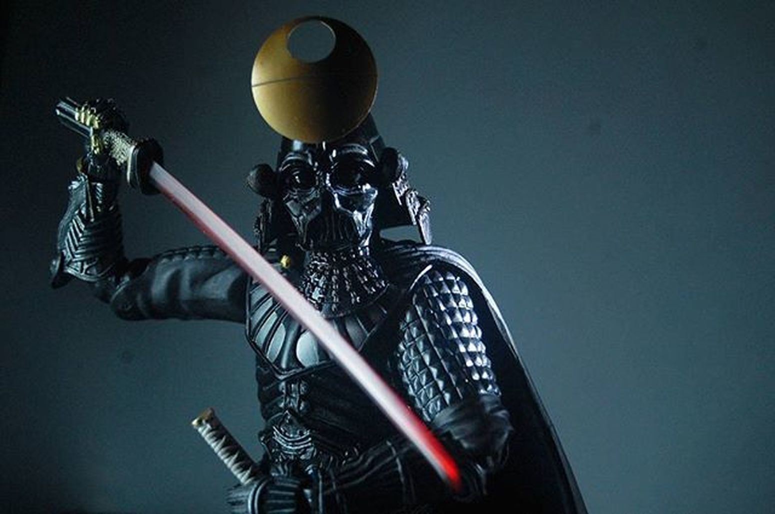 Feudal Lord Vader Starwars Starwarstoyfigs Movierealization Samuraitaisho Darthvader Toyphotography Toyphotogram Toyartistry Toyalliance Toycrewbuddies Justanothertoygroup