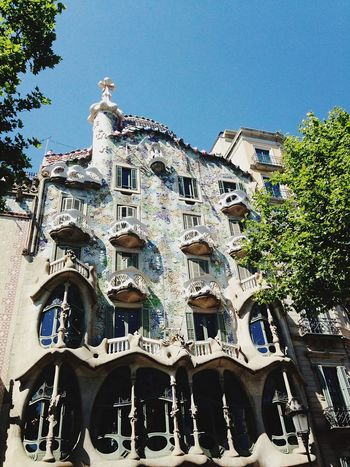 Barcelona Gaudi SPAIN Photography Artist Art