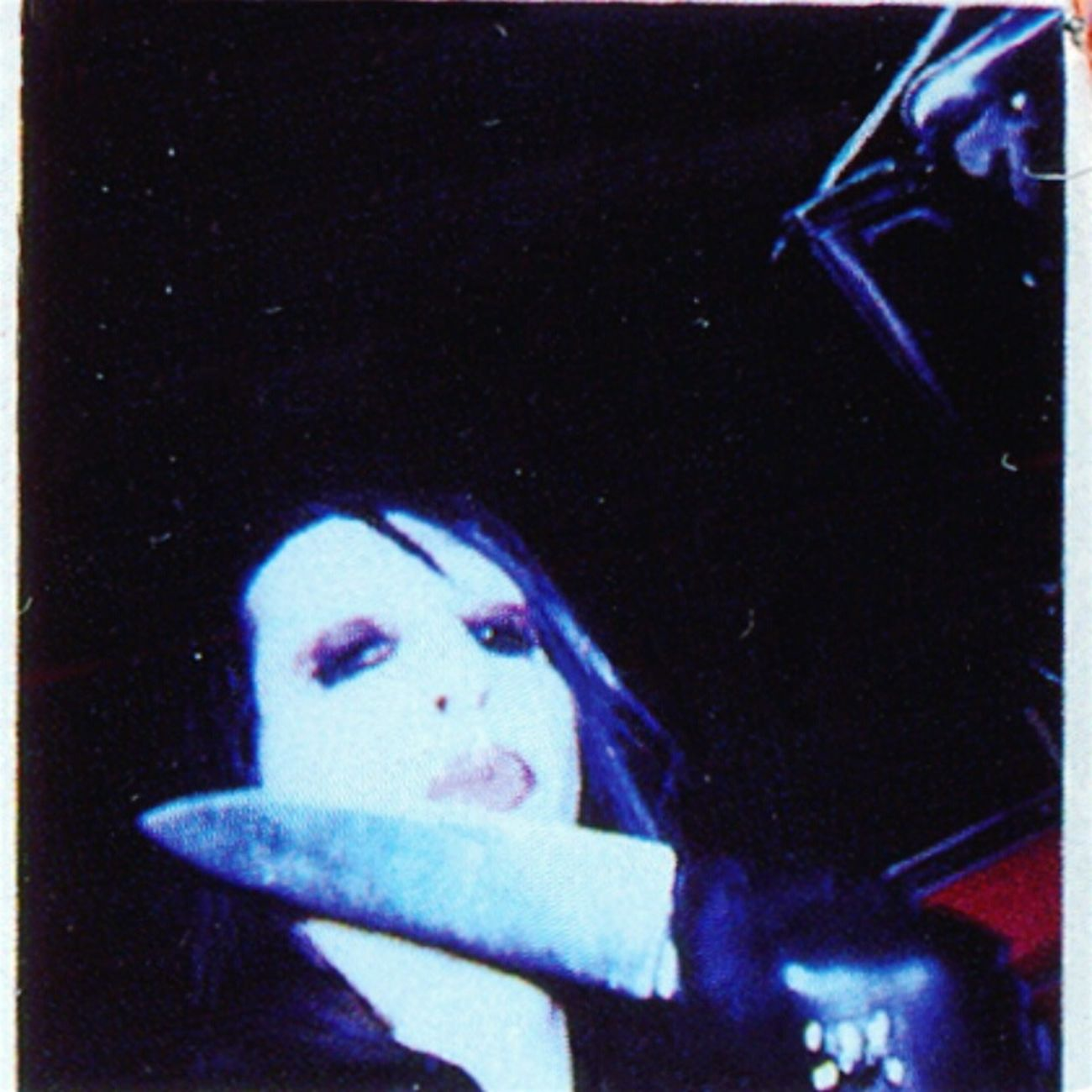 Heart-Shaped Glasses Marilyn Manson When The Heart Guides The Hand 2007 EAT ME, DRINK ME
