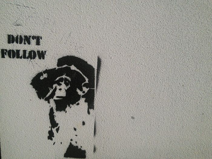 Streetart Monkey Paris Larue
