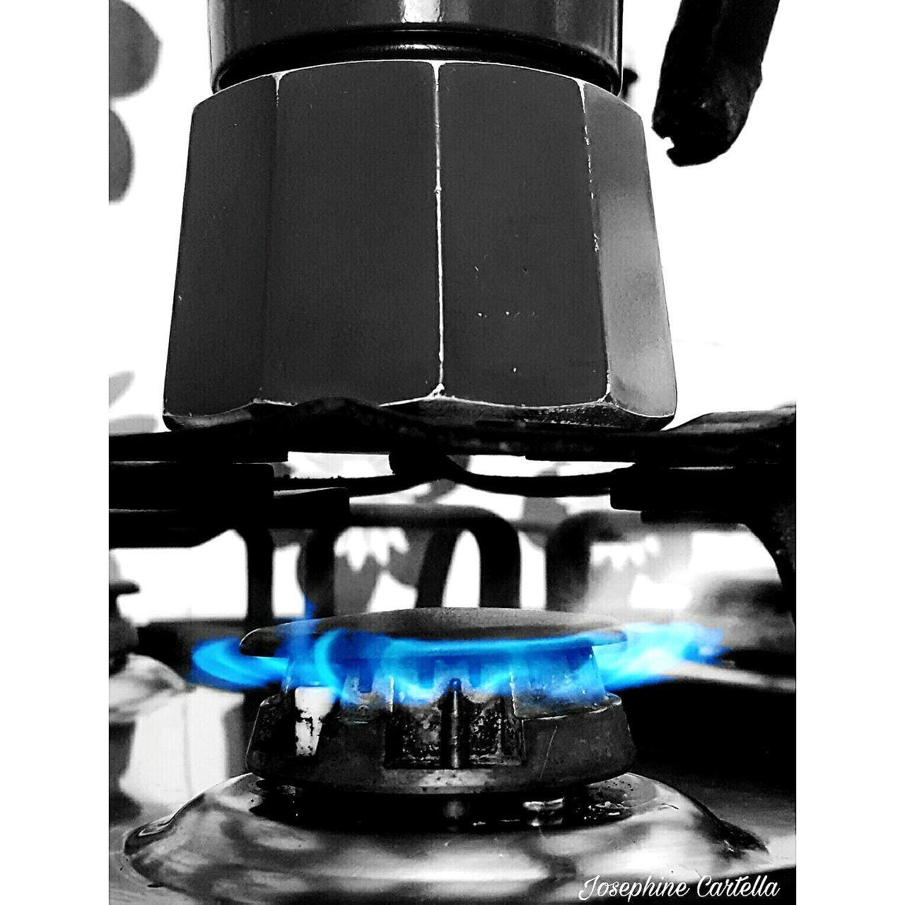 Caffè Caffeine Caffe Time Caffeineaddict Caffee Caffe Nero Caffeitalia Italy🇮🇹 Italia Fire Photography Photooftheday Photo Gas Technology Day Photograph Colori Blackandwhite Black Blue Coffee - Drink Happymoments Love Dontworry
