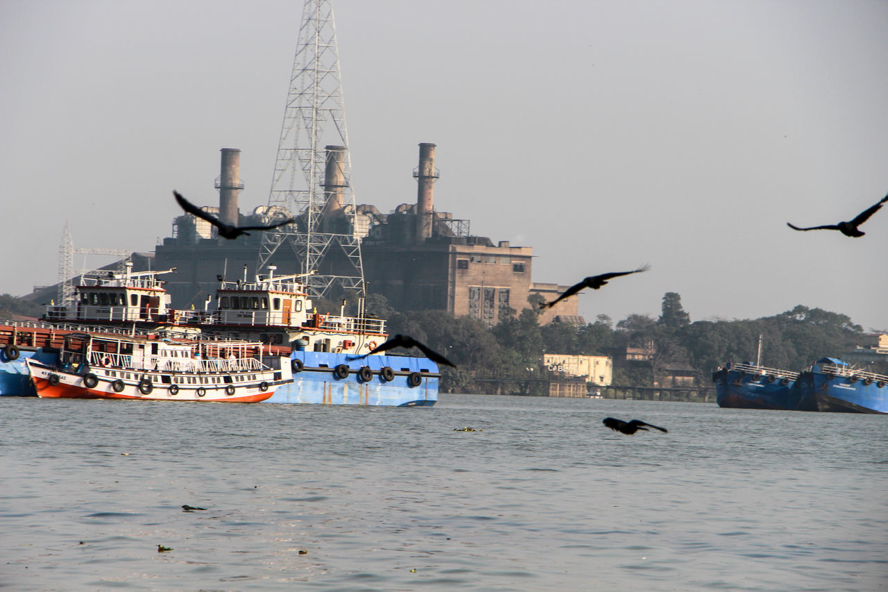 Beautiful stock photos of india, Architecture, Bird, Boat, Built Structure