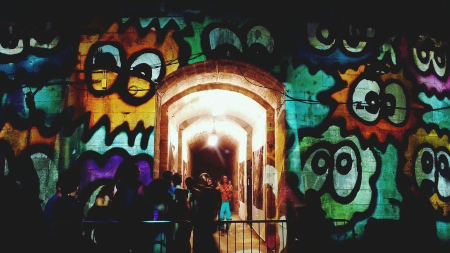 Dimensions Festival Ballroom stage