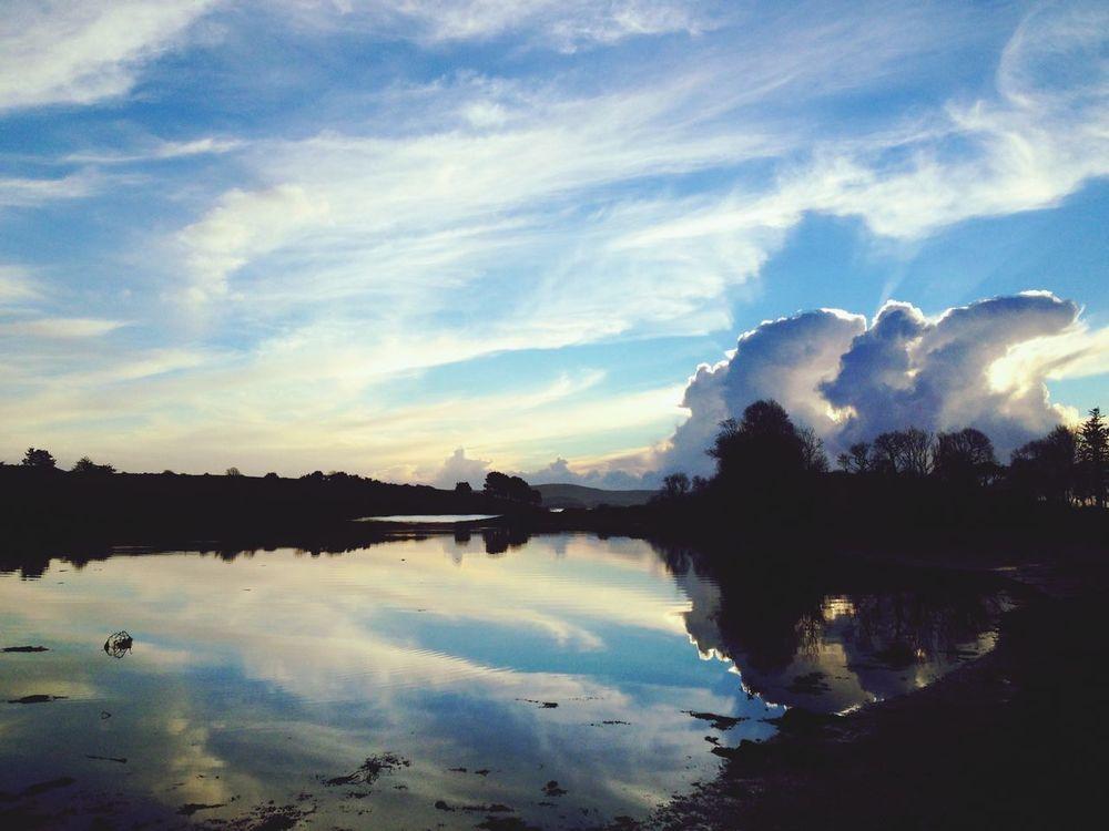 Wintertime Ireland🍀 Sunset_collection
