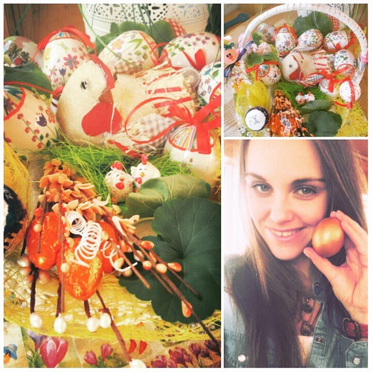 Со светлым праздником Пасхой!!😊🐥🐤🐣пасха яйца светлыйпраздник семейныйпраздник веснаlove heart promise forever