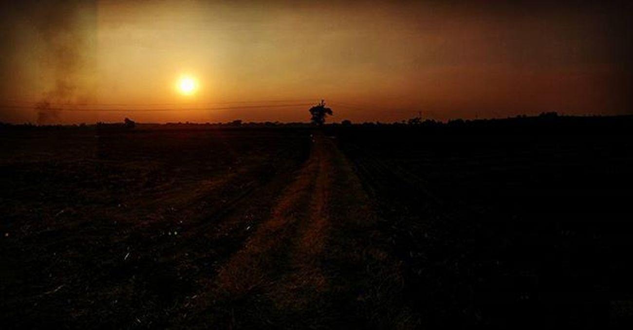 Peace, Sunset Roadlesstravelled