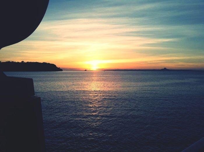 Love Sunset Happynewyear2014