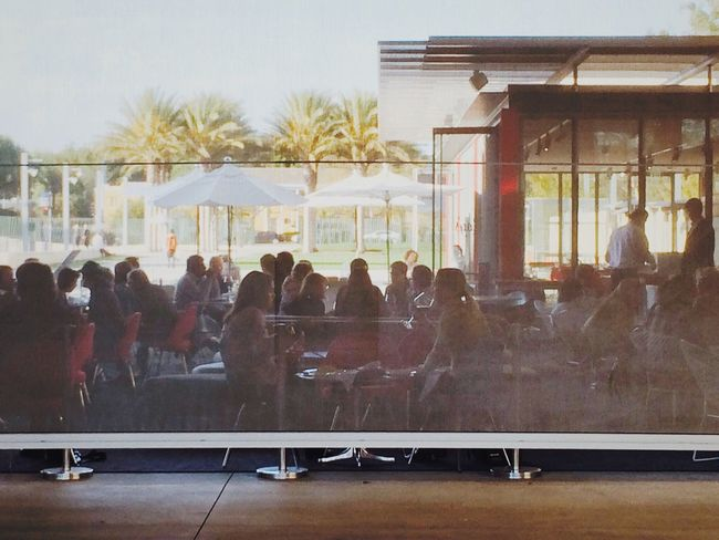 Lacma Cafe Urban Landscape Relaxation Social Landscape People Watching Art Musuem Los Angeles, California Capture The Moment