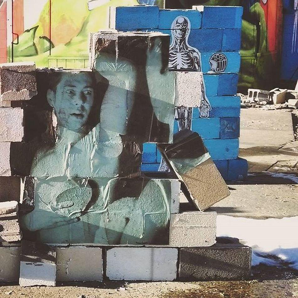 Streetart Denverstreetart Colfaxmuralproject Kokobayer Herbertbayer @kokonofilter @faimworldwide