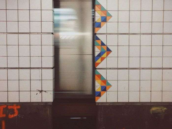 > > > Subway NYC Motion Blur Street Photography