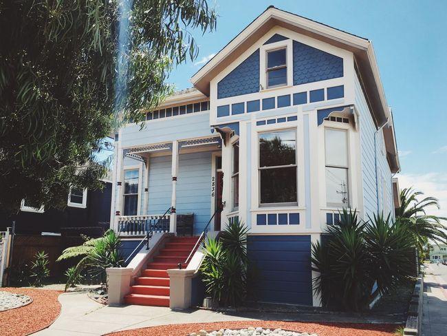 Alameda California Architecture
