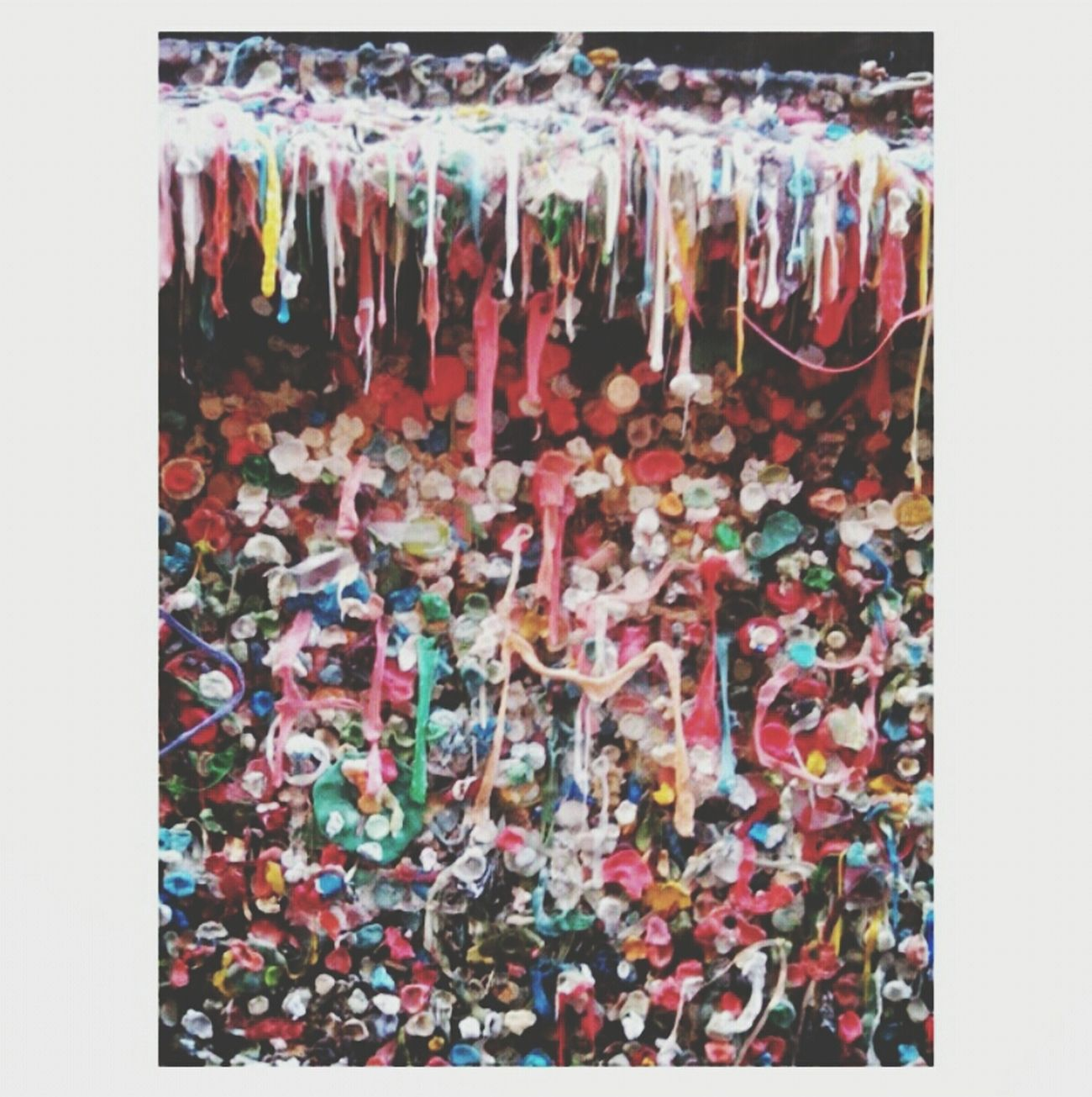 口香糖牆 Gum Wall Cool Start A Trip Seattle