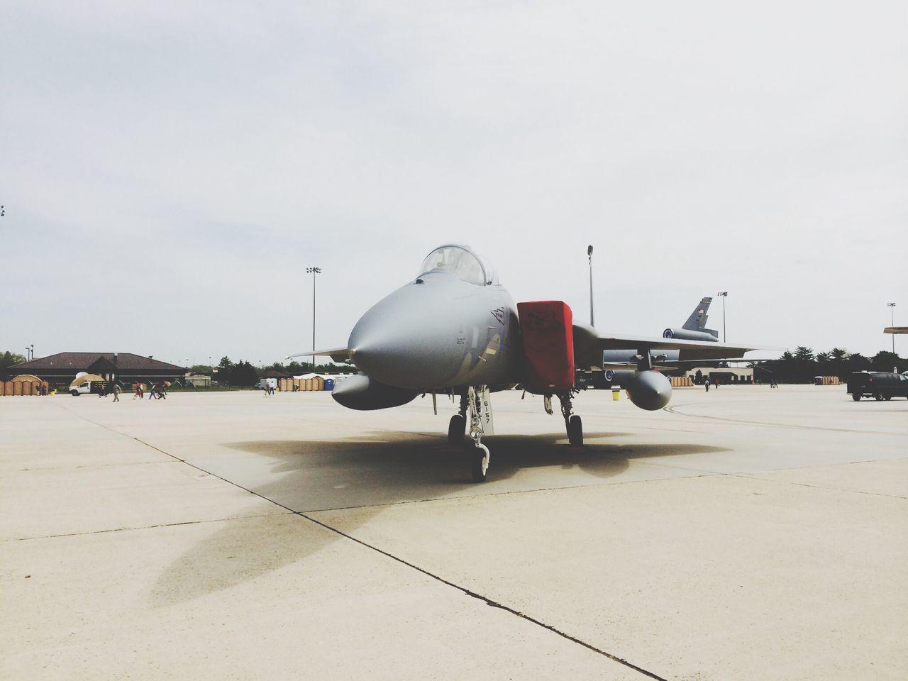F-15 Fighter Jet Aviation Flying