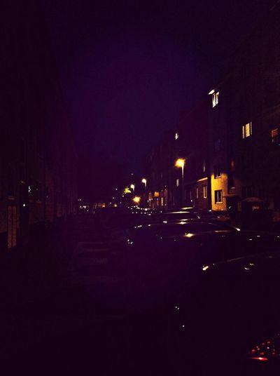 wieder einmal ein schöner tag :) Streetphotography Evening